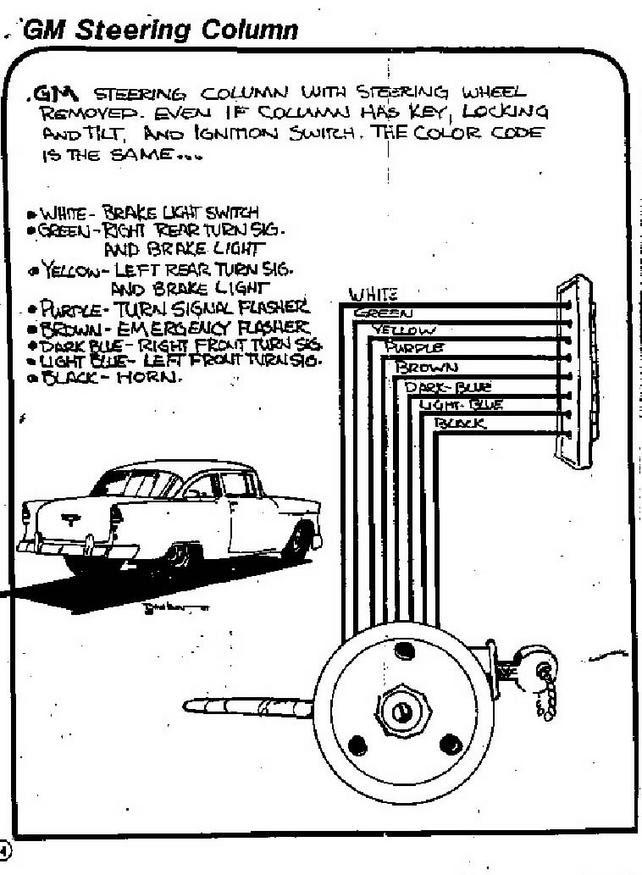 Turn Signal Wiring 95 K1500 The 1947 Present Chevrolet Gmc Truck Message Board Network