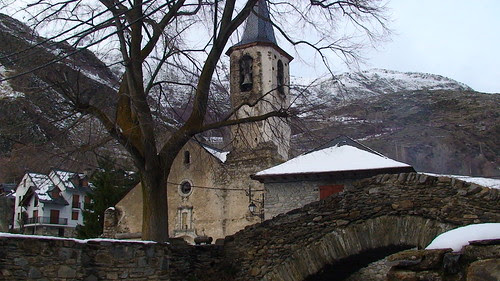 St. Llisser d'Alós d'Isil (Pallars Sobirà)