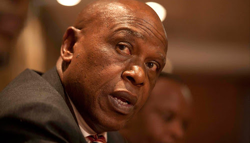 Tokyo Sexwale was a major investor in the ABSA financial institution. The BEE project has been abandoned by its principals. by Pan-African News Wire File Photos