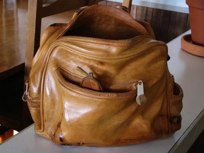 O fascinante mundo de madeira de Livio De Marchi 08