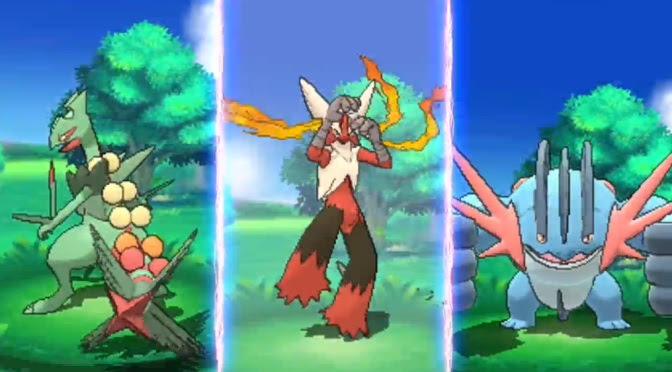 Pokemon Omega Ruby: Too Many Damn Zigzagoons  Leviathyn