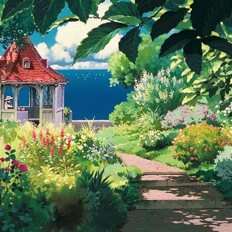 studio ghibli feelings inspiration   studio