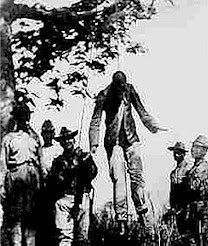 A Cuban lynching during 1912 when a period of reaction sought to reverse the social gains made during the war of independence and the end of slavery. by Pan-African News Wire File Photos