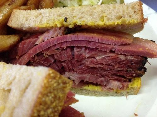 Smoke Meat Pete - sandwich