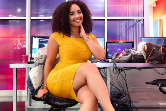 White Lady Boycotts News Station Because New Reporter Is Thick AF And She Isn't