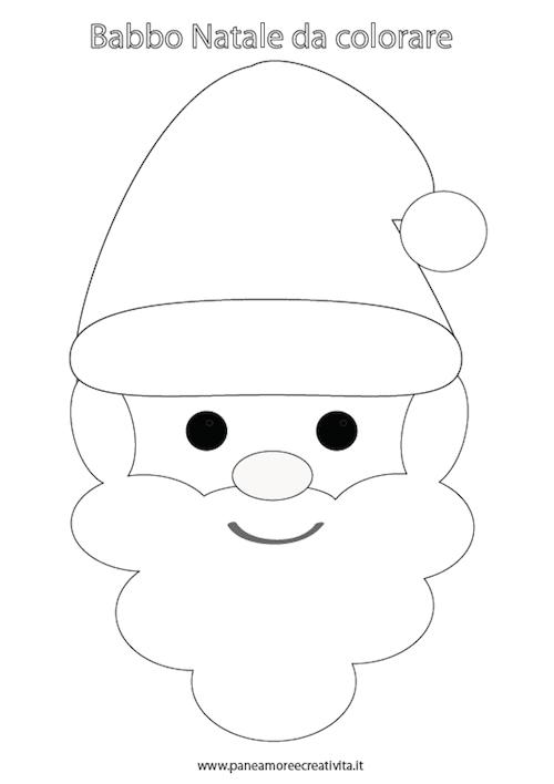 Calendario Dellavvento Giorno 12 Il Disegno Di Babbo Natale Da
