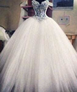 Ball Gown Wedding Dresses Sweetheart Corset See Through