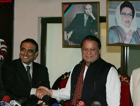 Mr. Zardari & Mr. Sharif – The Audacity of Hope
