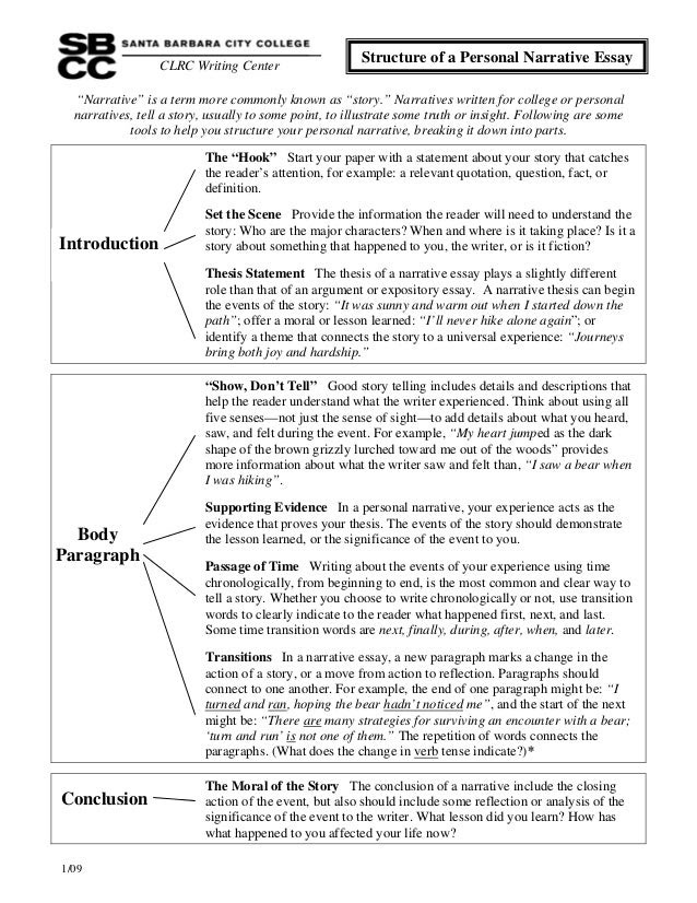 how to write a personal essay with using i