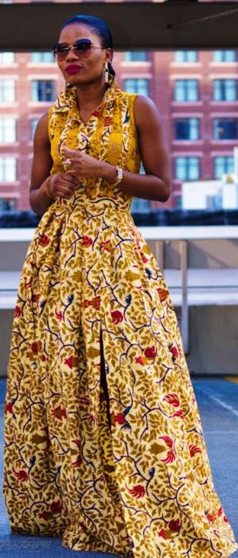 African print dresses south africa