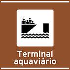 Serviços de transporte - STR-07 - Terminal aquaviario