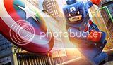 Oh Yeah : Hero Marvel Di'LEGO'kan