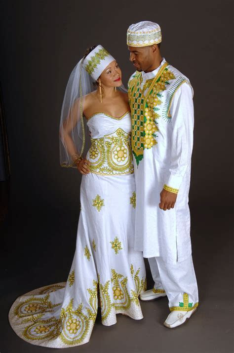 17 Beautiful African Wedding Dresses   Roundup Post