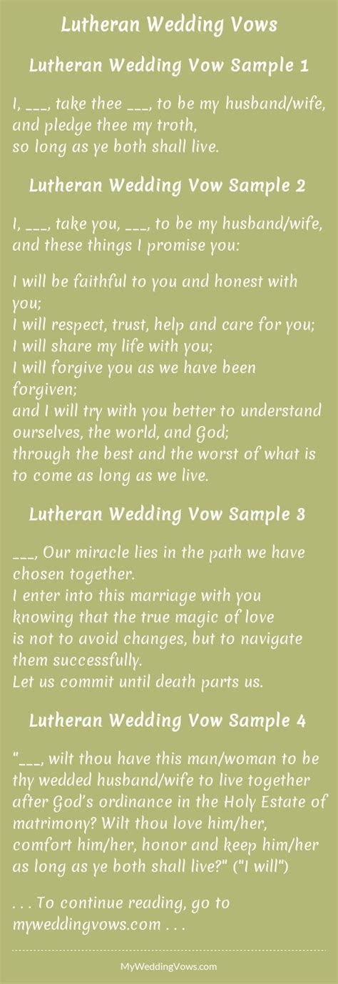Wedding Vows From Him To Her   Unique Wedding Ideas