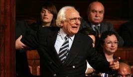Il leader dei Radicali Marco Pannella.   REUTERS/Max Rossi