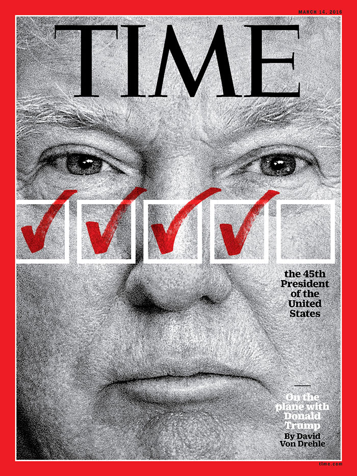 Image result for donald trump time magazine covers