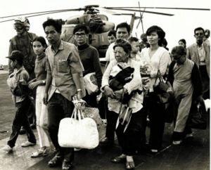 VTT 48 MAR 2 Vietnamese_refugees_on_US_carrier,_Operation_Frequent_Wind