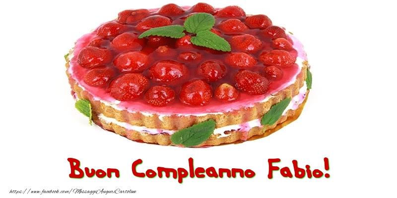 Cartoline Compleanno Con Nome Fabio Pagina 9