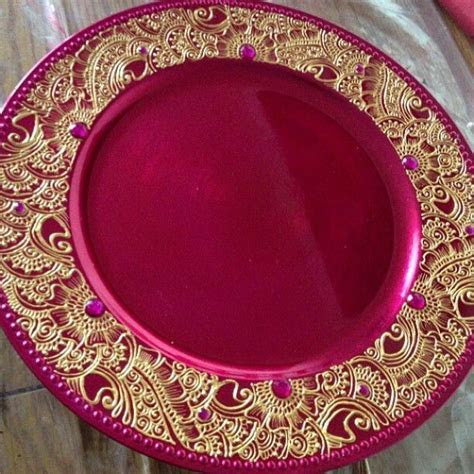 henna plates   Google Search   Trousseau Packing   Henna
