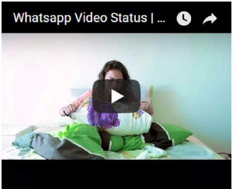 whatsapp status video whatsapp video status