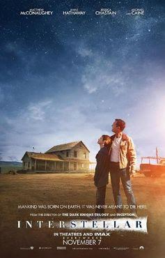 星際啟示錄/星際效應(Interstellar)poster