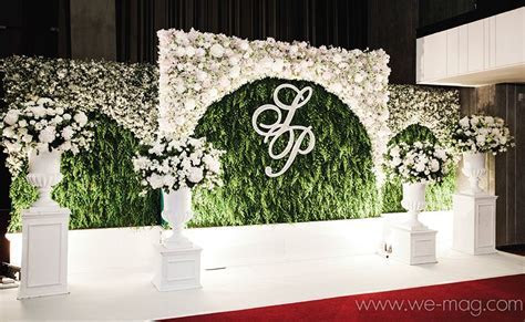 Dora Dsouza   Wedding   Wedding stage decorations, Wedding
