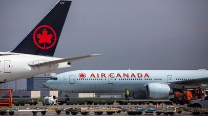 В Канаде рекомендовали избегать полётов в воздушном пространстве Белоруссии
