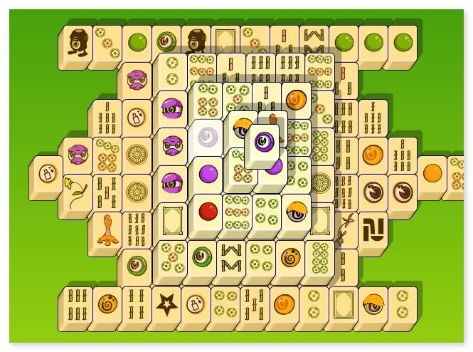 Coole Spiele Mahjong