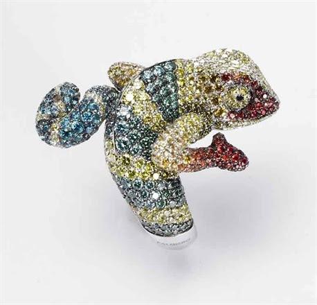 Palmiero jewelery design