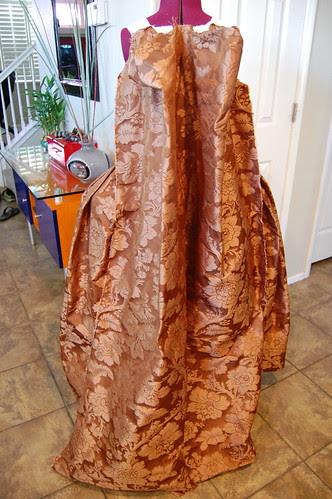 Francaise Draping 2