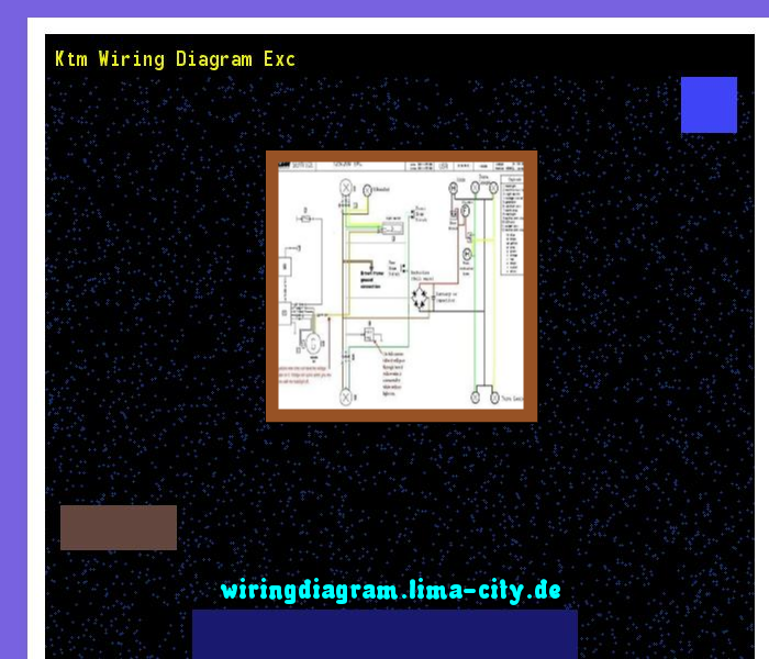 Ktm Wiring Diagrams