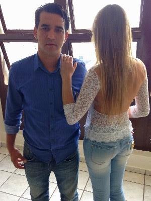 Vereador nega estupro coletivo em festa em Indiara e aponta namorada como álibi Goiás (Foto: Luísa Gomes/G1)