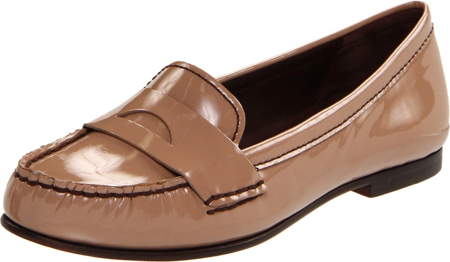 Cole Haan Cole Haan Womens Sloane Penny Loafer in Brown ...