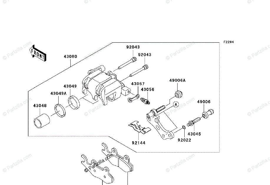 33 Kawasaki Ninja 250 Parts Diagram