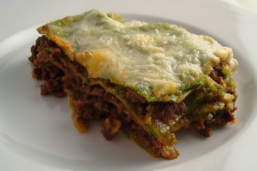 DB: Lasagna