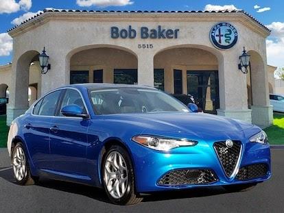 Alfa Romeo Giulia Incentives