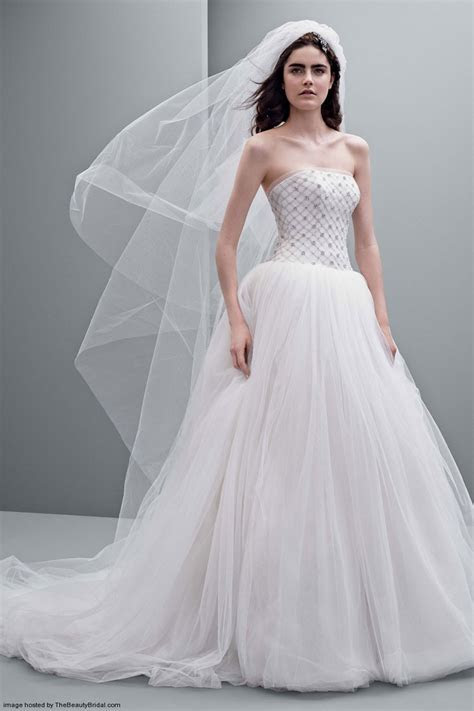 White by Vera Wang Wedding Dress Collection   Wedding