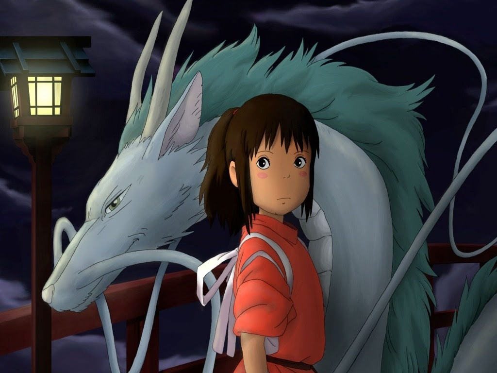 Spirited Away Spirited Away Wallpaper 29095850 Fanpop