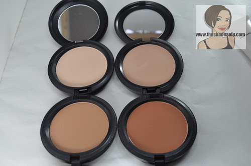 Mac Studio Careblend Pressed Powder Look And Review The