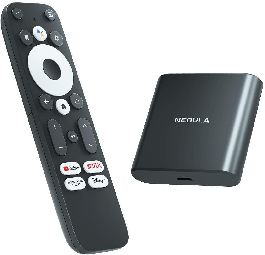 Anker brengt 4k-Android TV-dongle met afstandsbediening uit voor 90 dollar