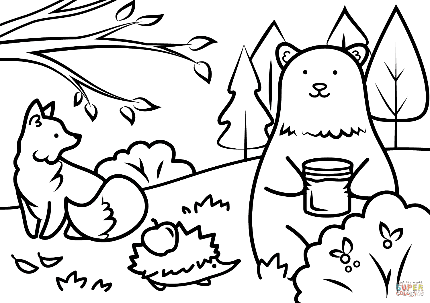 630 Top Coloring Pages For Animals  Images