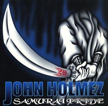 JOHN HOLMEZ samurai pride