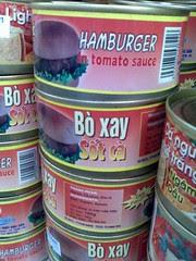Hamburger in Tomato Sauce