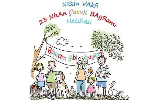 Nesin Vakfından 23 Nisan çocuk Bayramı şenliği Bianet