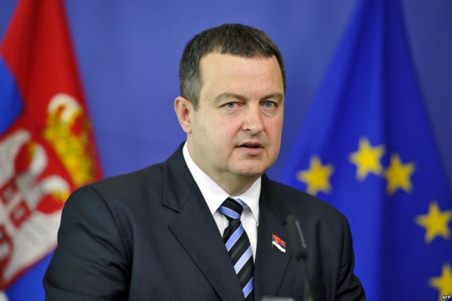 Σερβία: Συμβιβαστική λύση στο ζήτημα του Κοσόβου με ανταλλαγή εδαφών, προτείνει ο Σέρβος ΥΠΕΞ I. Dacic