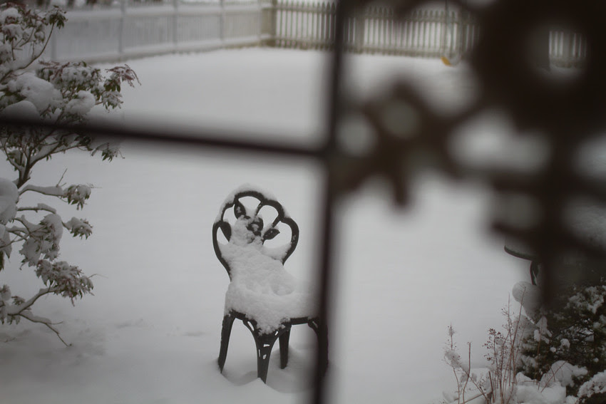 blog 6 snow day