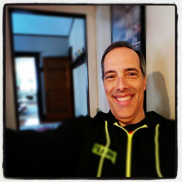Selfie with Samsung Galaxy Camera. Uploaded via in camera WiFi via Instagram. Seriously. [Demo]