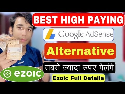 How to Create a Ezoic Account Full Tutorial 2021
