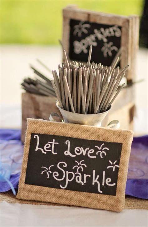 Sparklers   My Dream Rustic Wedding in 2019   Wedding