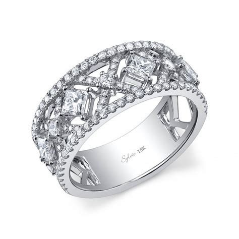 Diamond Eternity Wedding Bands for Women   Wedding and